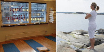yoga, Göteborg