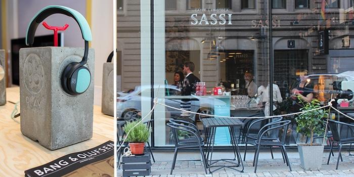 teatergatan, avenyn, bang olufsen, sassi caffe enoteca