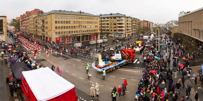 ba78645cee På Valborgsmässoafton är det dags för Chalmerscortègen – en mycket  uppskattad tradition bland många göteborgare. Valborgsmässoafton den 30  april i Göteborg ...
