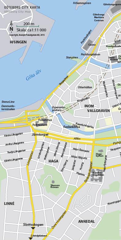 avenyn göteborg karta Avenybroschyr | Avenyn i Göteborg avenyn göteborg karta