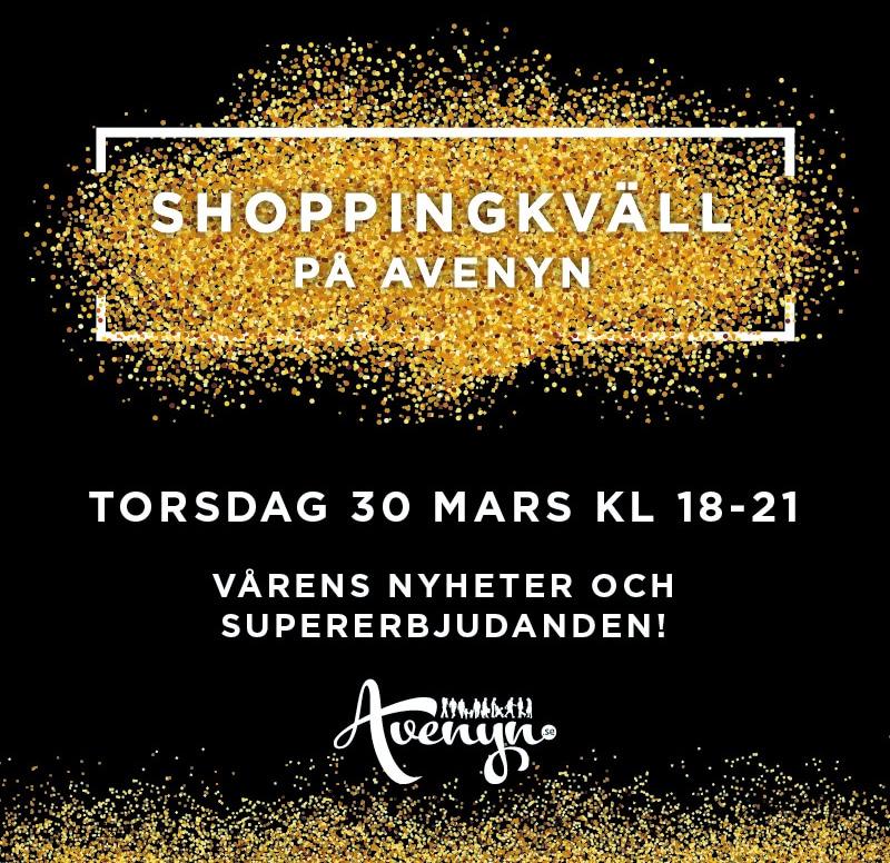 Shoppingkväll HT 2017 – aktuellt