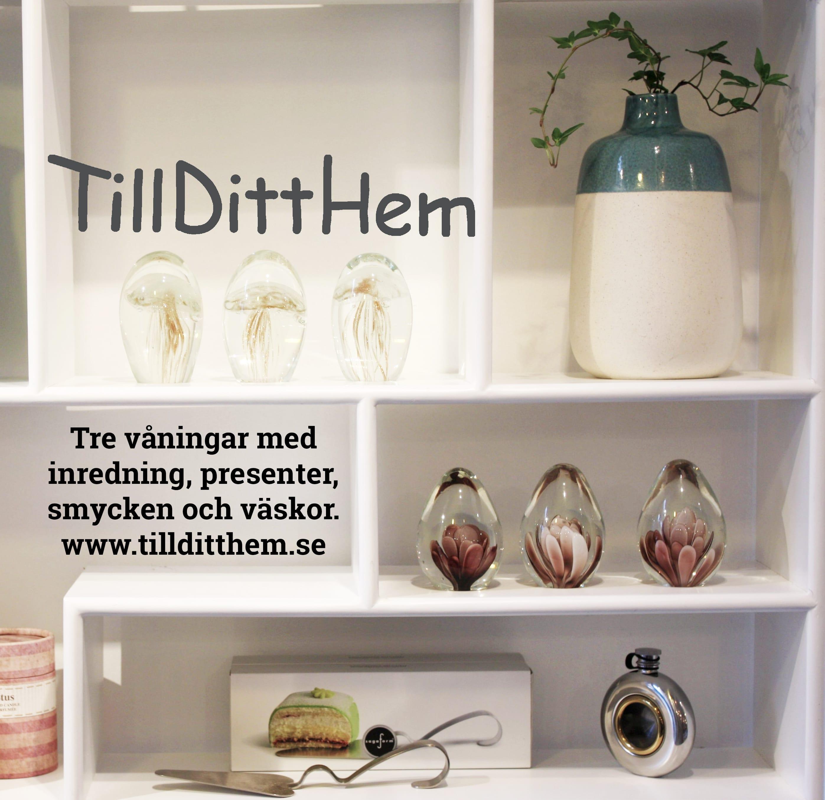TillDittHem – aktuellt